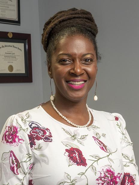 Donnamarie Lynch, MBA, PhD